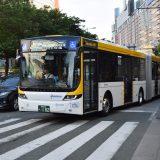 """西鉄バス新型車両試行運用開始!KOO-KIがCMに施した""""隠れない隠し味""""。"""
